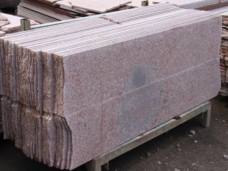 Гранитные плиты Кордай термо (Кордайский гранит)