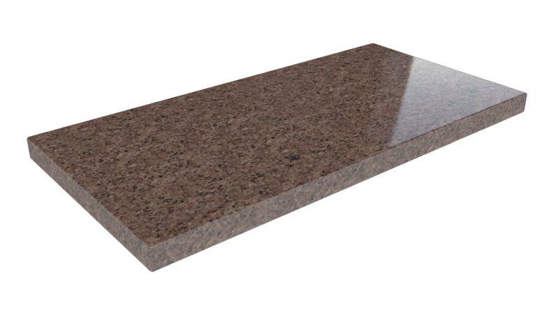 Гранитная плитка Куртинская полированная